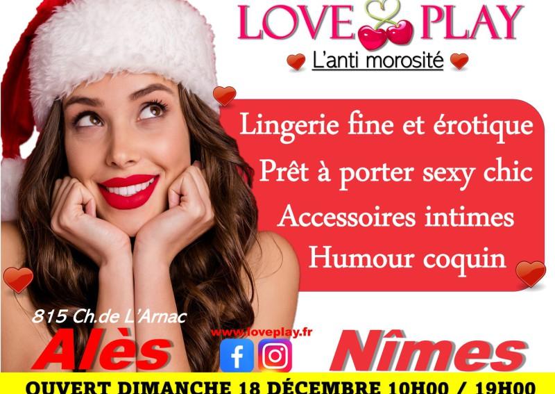 pub humour de love shop love play Nîmes